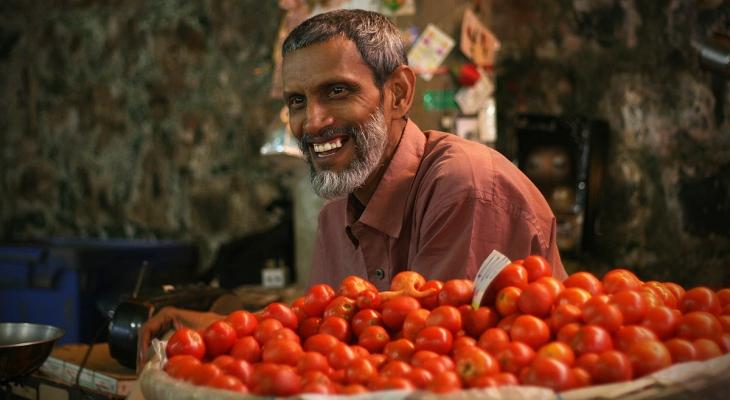Marktman, Mauritius