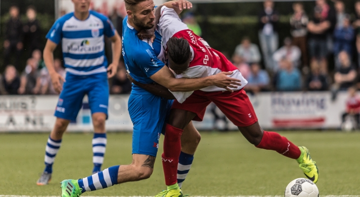 HZVV – PEC Zwolle