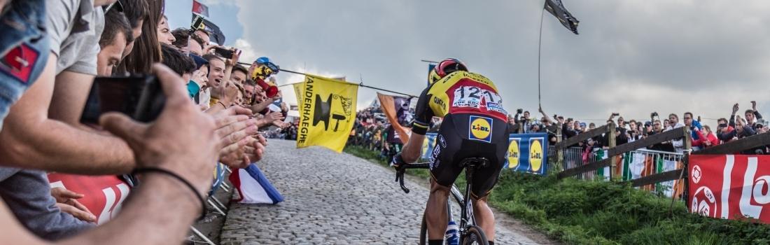 Het volksfeest dat de Ronde van Vlaanderen heet